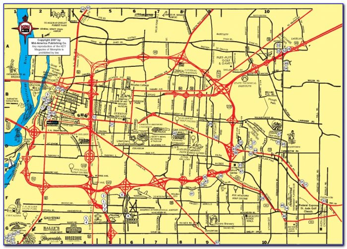 Map Of Memphis Tennessee Zip Codes