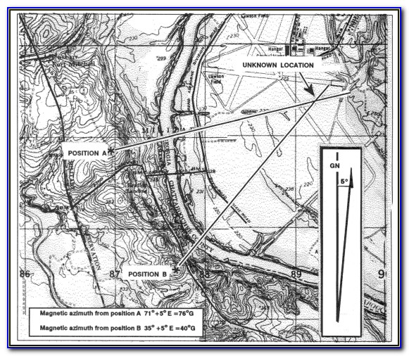 Map Reading And Land Navigation Fm 21 26