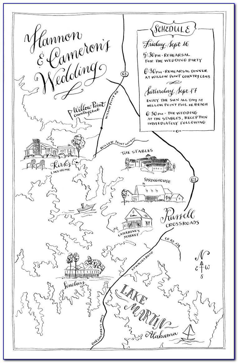 Mapleside Wedding Reception