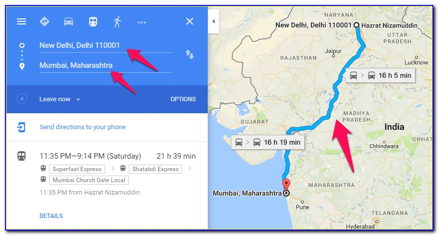Maps And Driving Directions Virus
