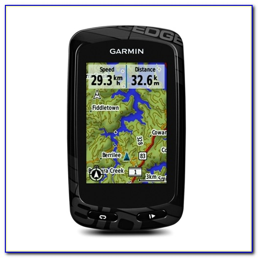 Maps For Garmin 810