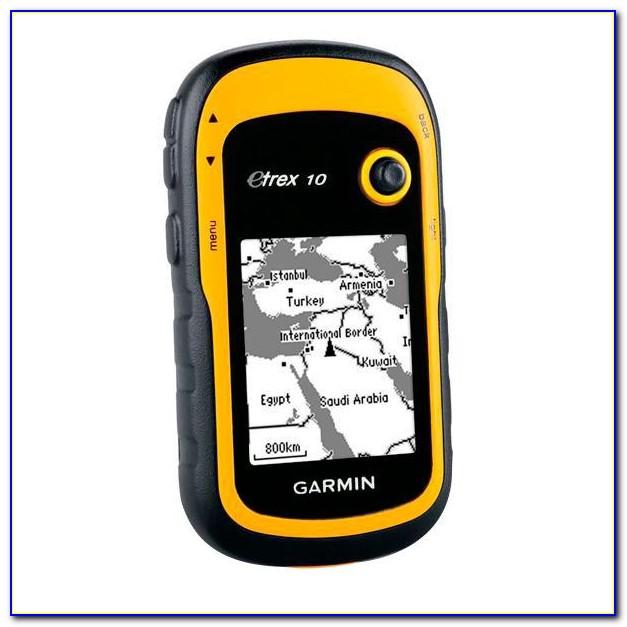 Maps For Garmin Etrex 10