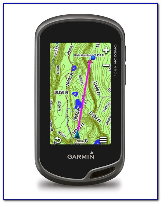 Maps For Garmin Oregon 650t