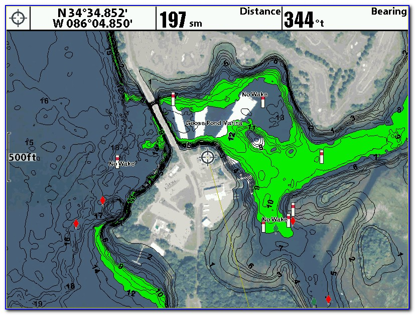 Maps For Humminbird Fish Finders