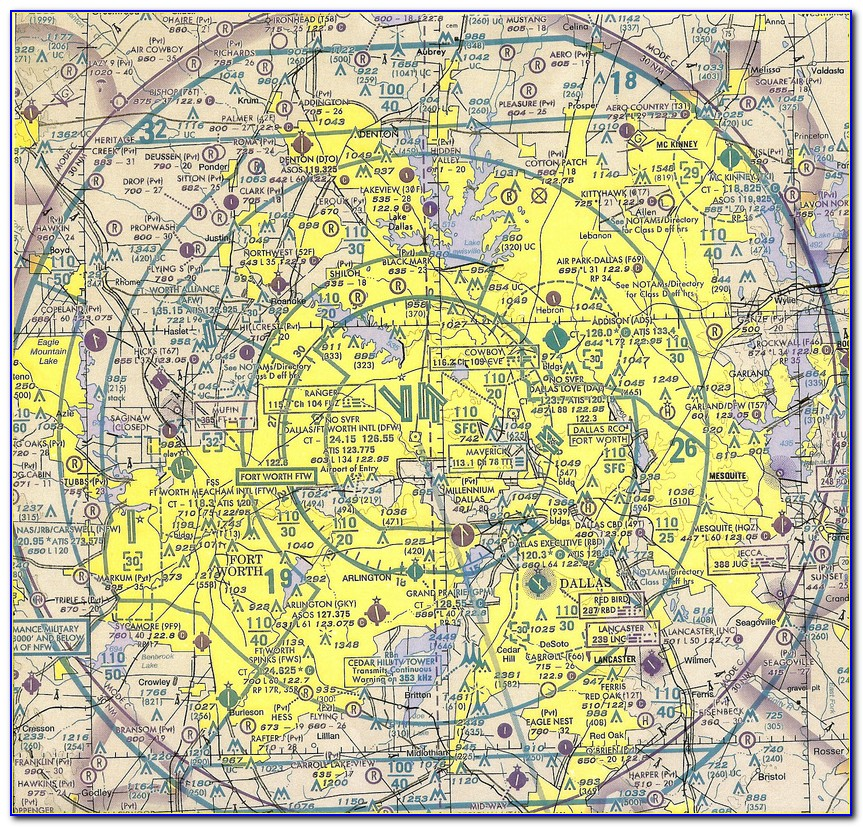 Maps For Pilots