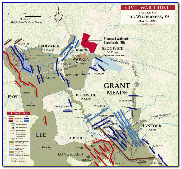 Maps Of Civil War Battles In Tennessee