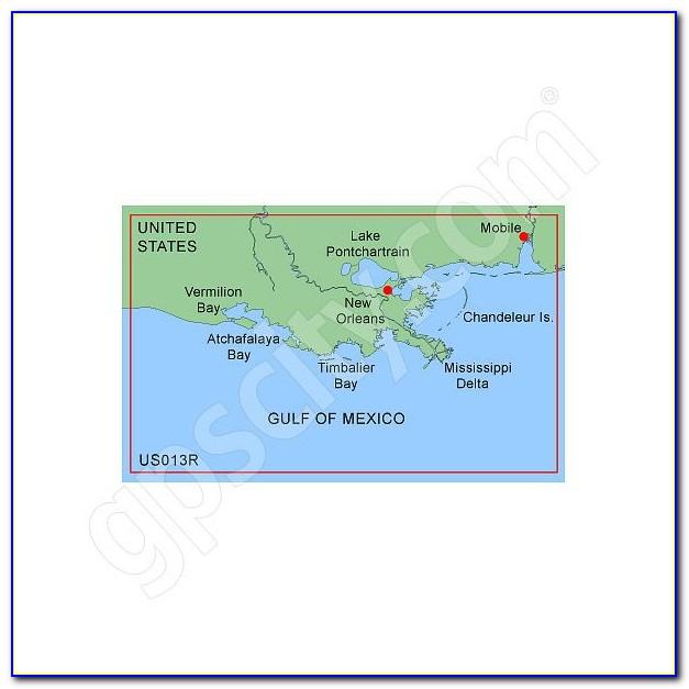 Marine Maps For Garmin Gps