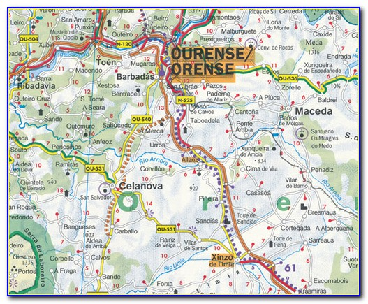 Michelin Europe Road Maps