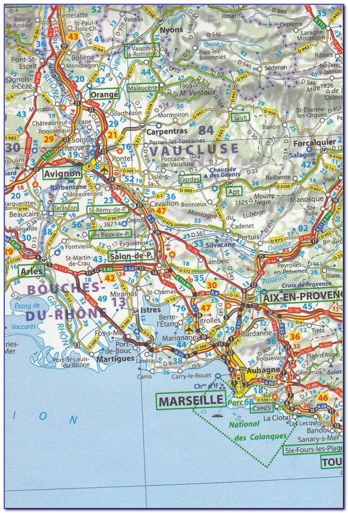 Michelin Road Maps Europe
