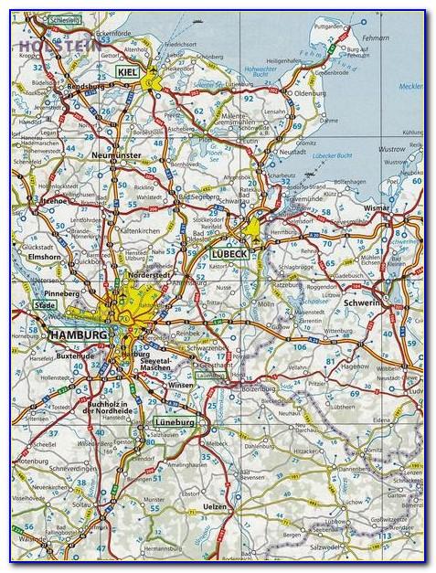 Michelin Road Maps Usa