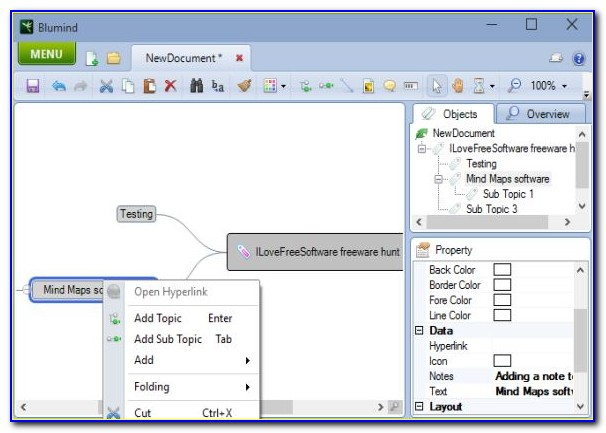 Mind Mapping Software For Windows 10