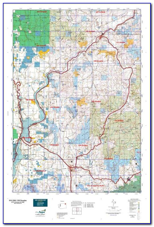 Morel Mushroom Hunting Map Washington State