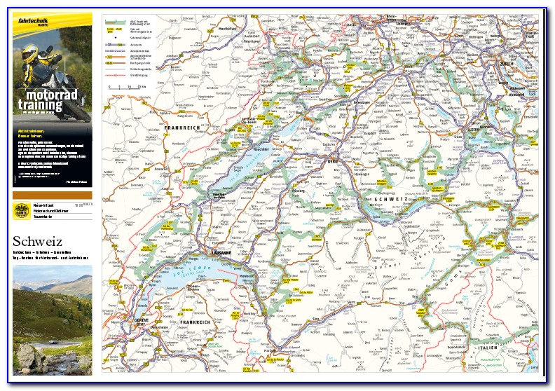 Motorcycle Touring Maps Pennsylvania