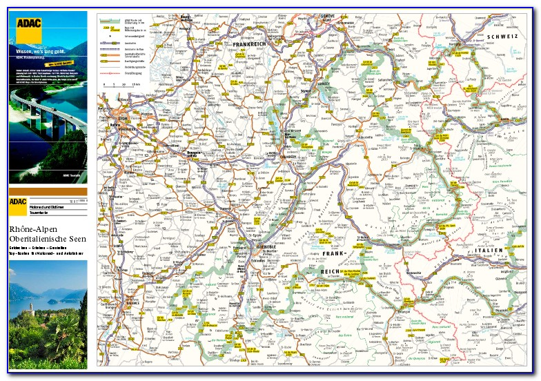 Motorcycle Touring Maps Usa