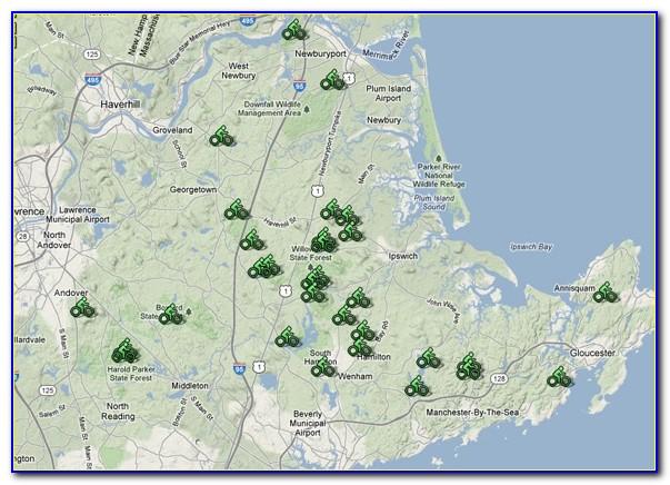 Mtb Trail Maps Iphone