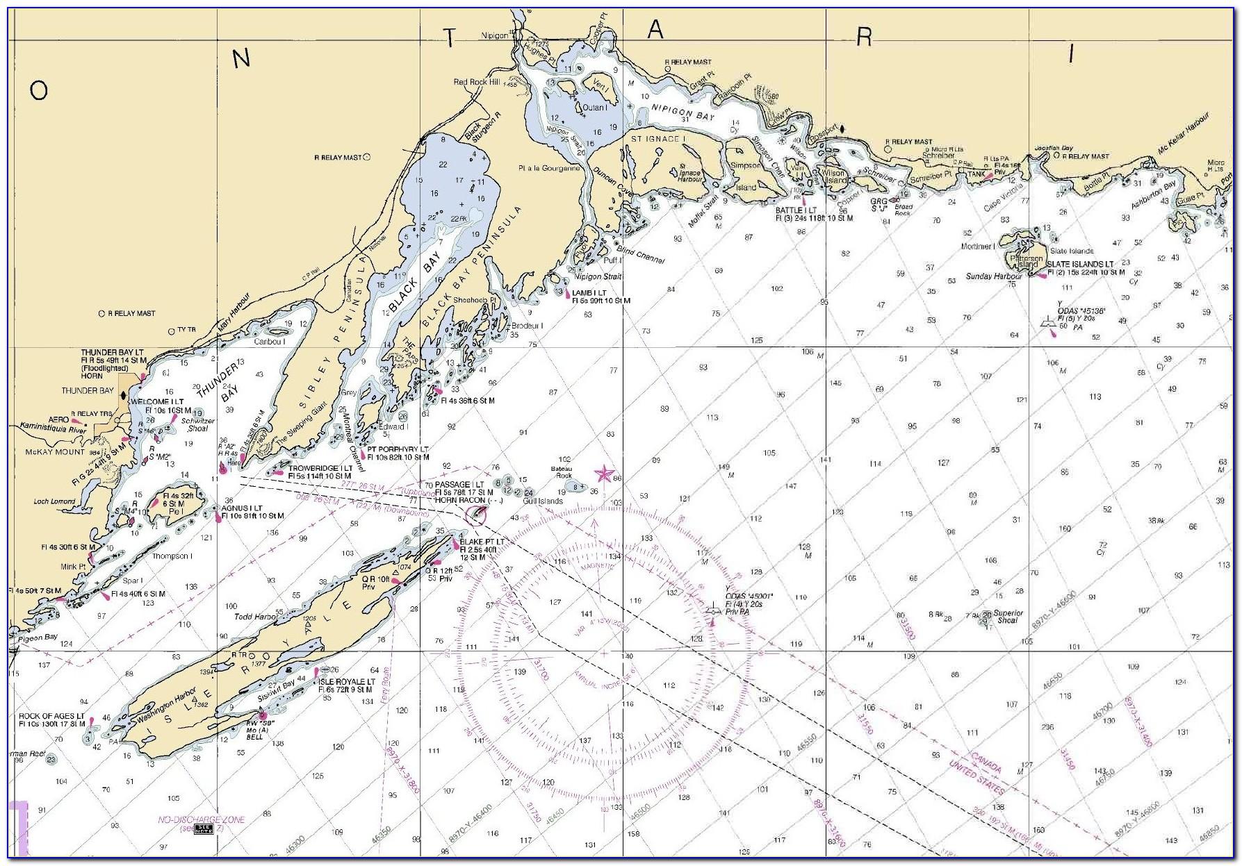 Nautical Maps Free