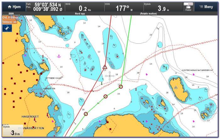 Navionics Map For Garmin