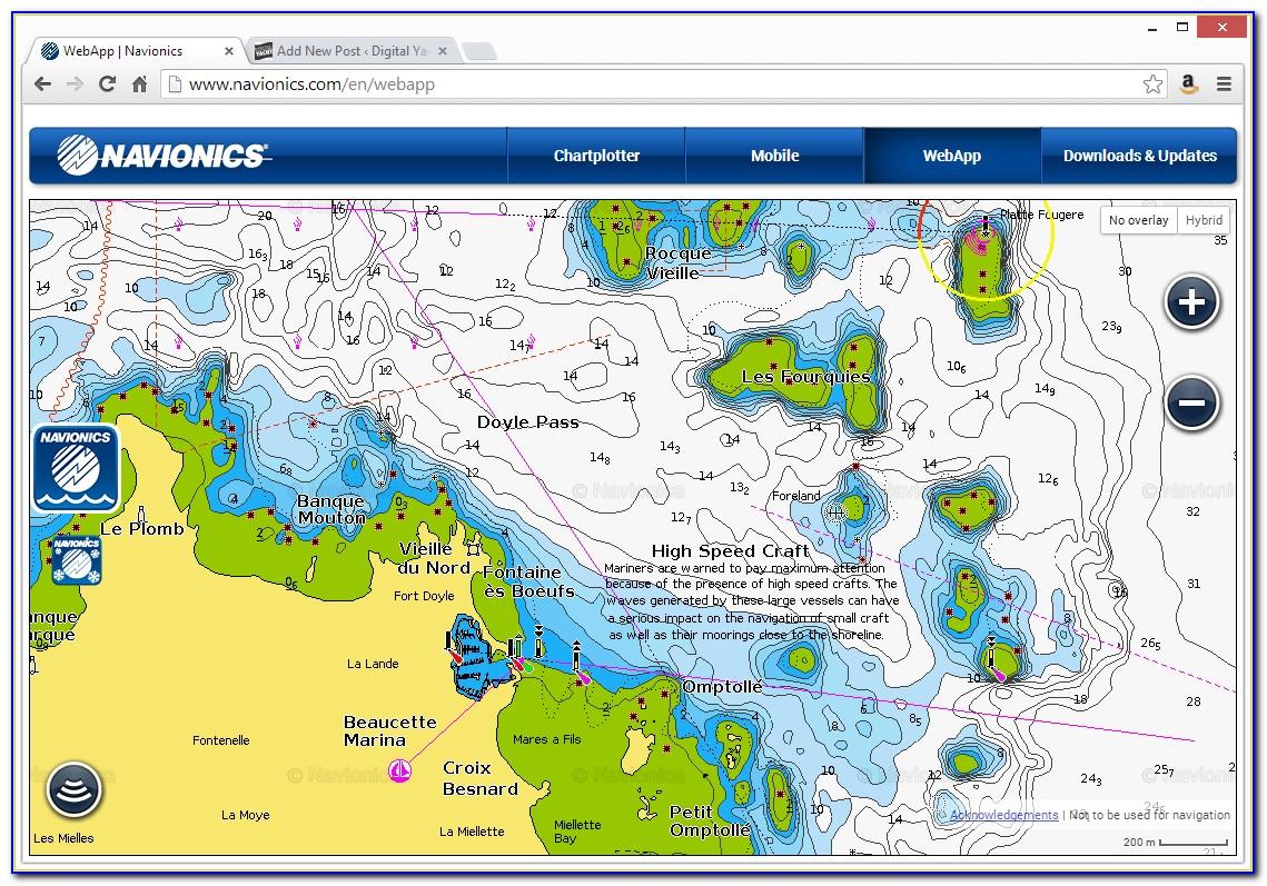 navionics hotmaps platinum multi dimensional lake maps