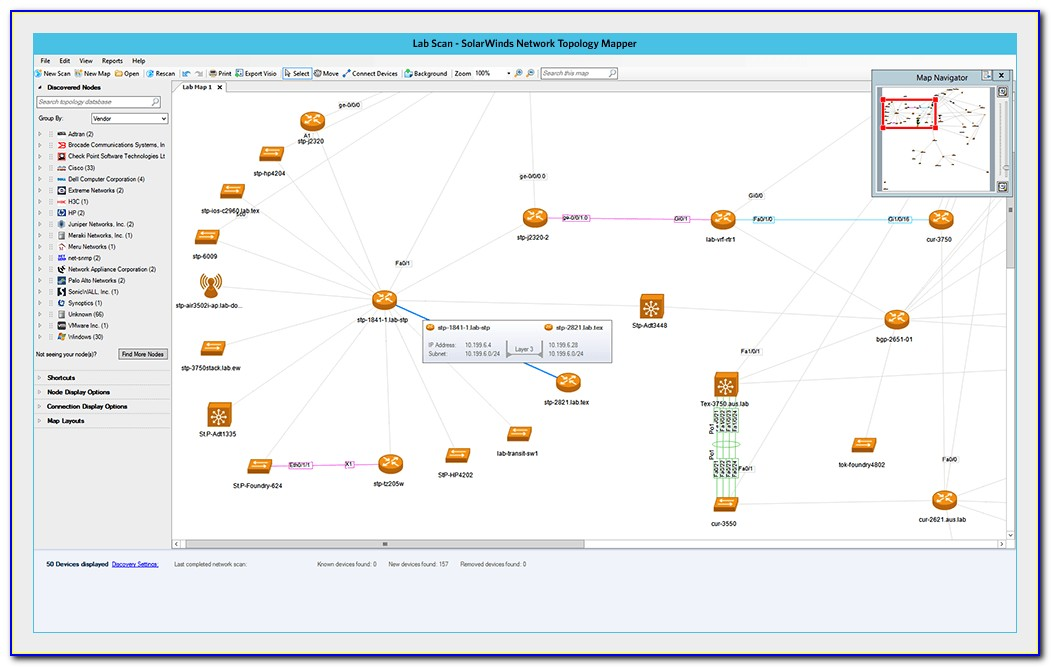 Network Ip Mapping Software Free