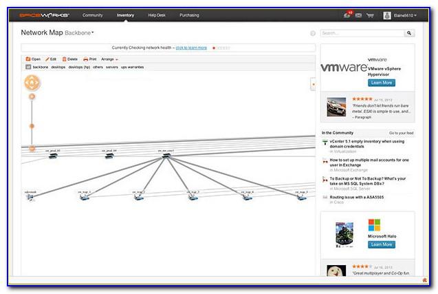 Network Map Tool Windows 10