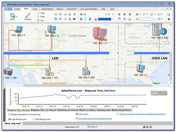 Network Mapping Tools Free