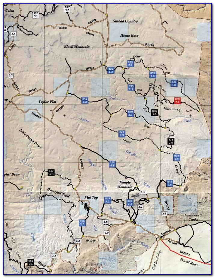 Northern Utah Atv Trail Maps - Maps : Resume Examples ...