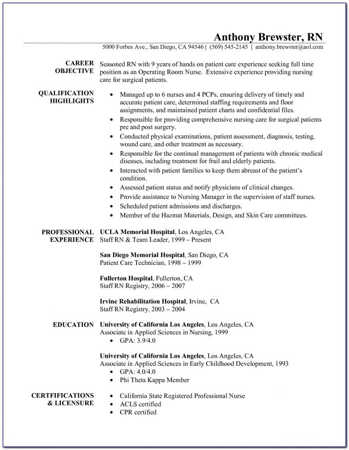 Resume For Internship College Student College Resume 2017 Sample Within Nursing Resume Template 2017