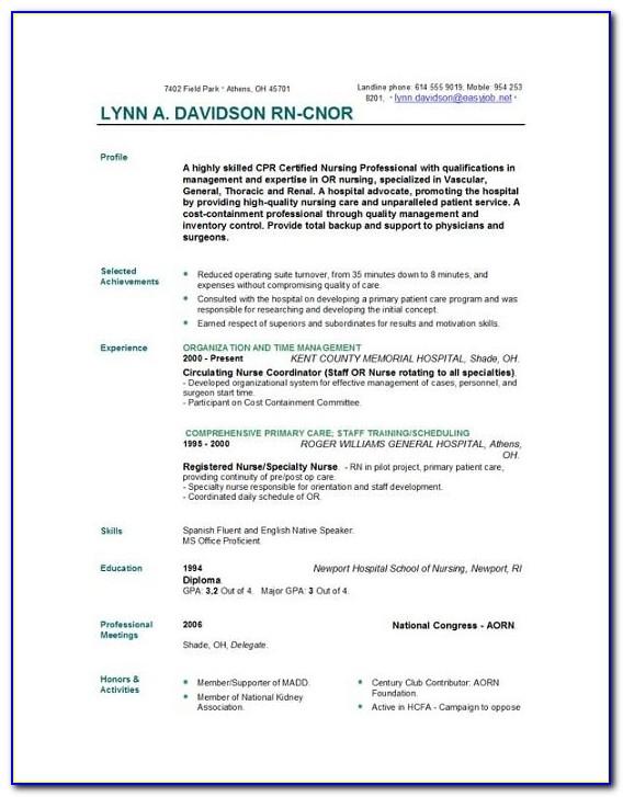 Nursing Resumes Templates Nurse Resumes Resume Format Doc File Free Nursing Resume Builder Free Nursing Resume Builder