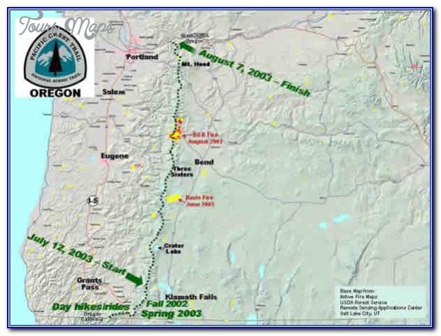 Pacific Crest Trail Map Oregon 0.jpg