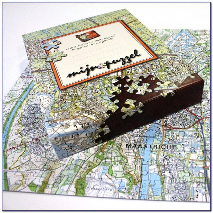 Personalised World Map Jigsaw Puzzle