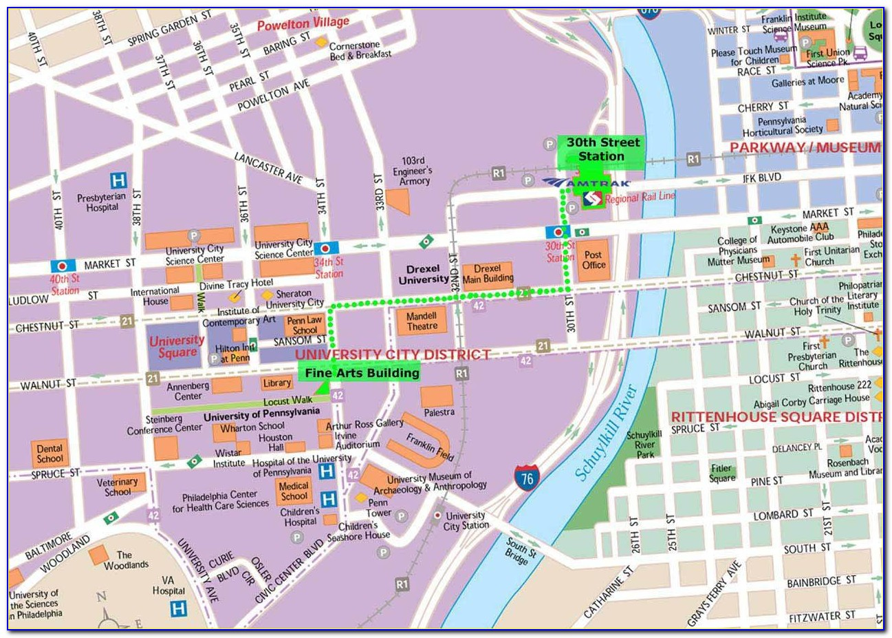 Printable Map Of Philadelphia Zip Codes