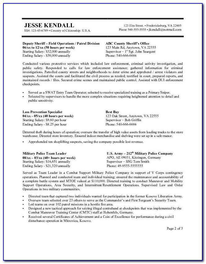 Best Government Amp Military Cover Letter Examples Livecareer Best Inside Army Resume Builder 2017