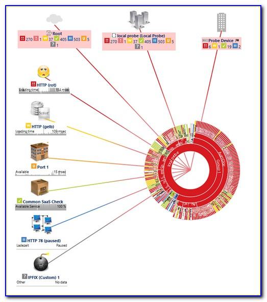 Prtg Network Monitor Maps