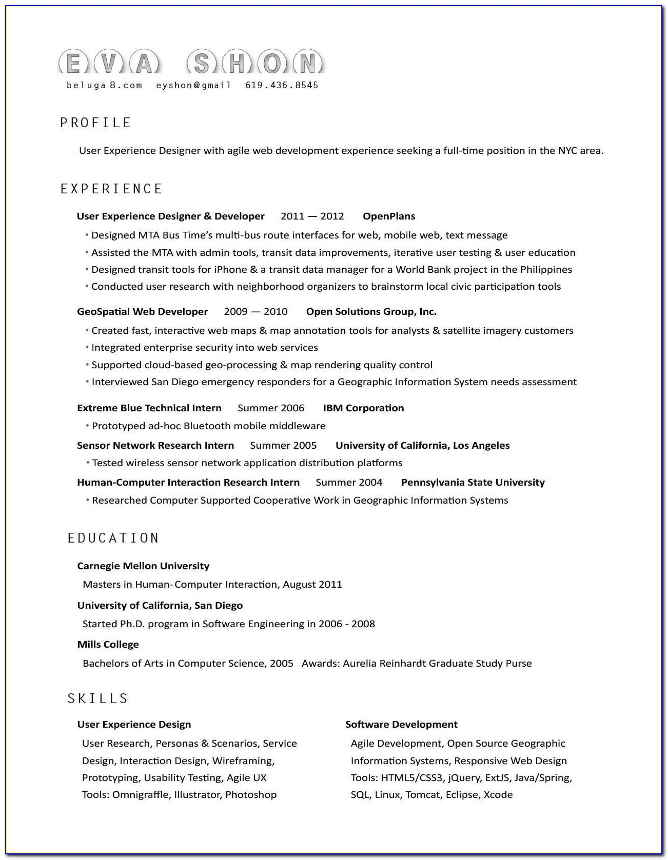 Milano Template. Quick Resume Maker Free Best Resume Builder Site With Regard To Quick Resume