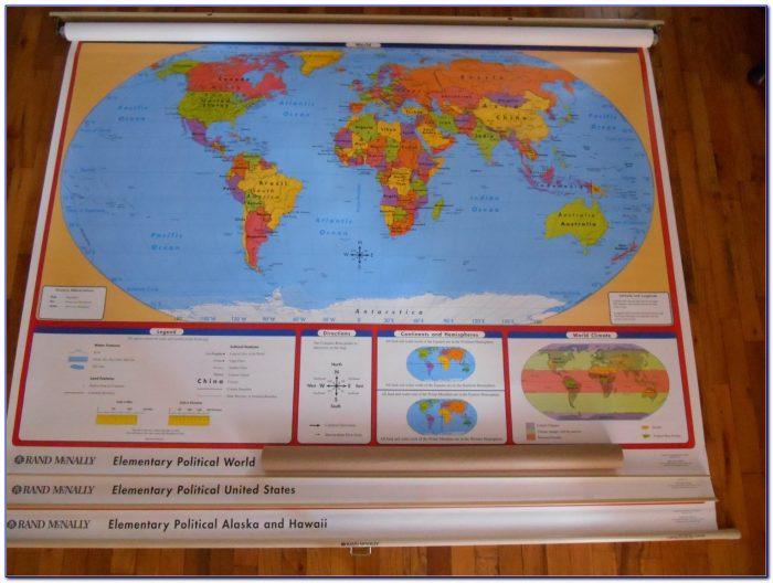 Rand Mcnally Classroom Maps