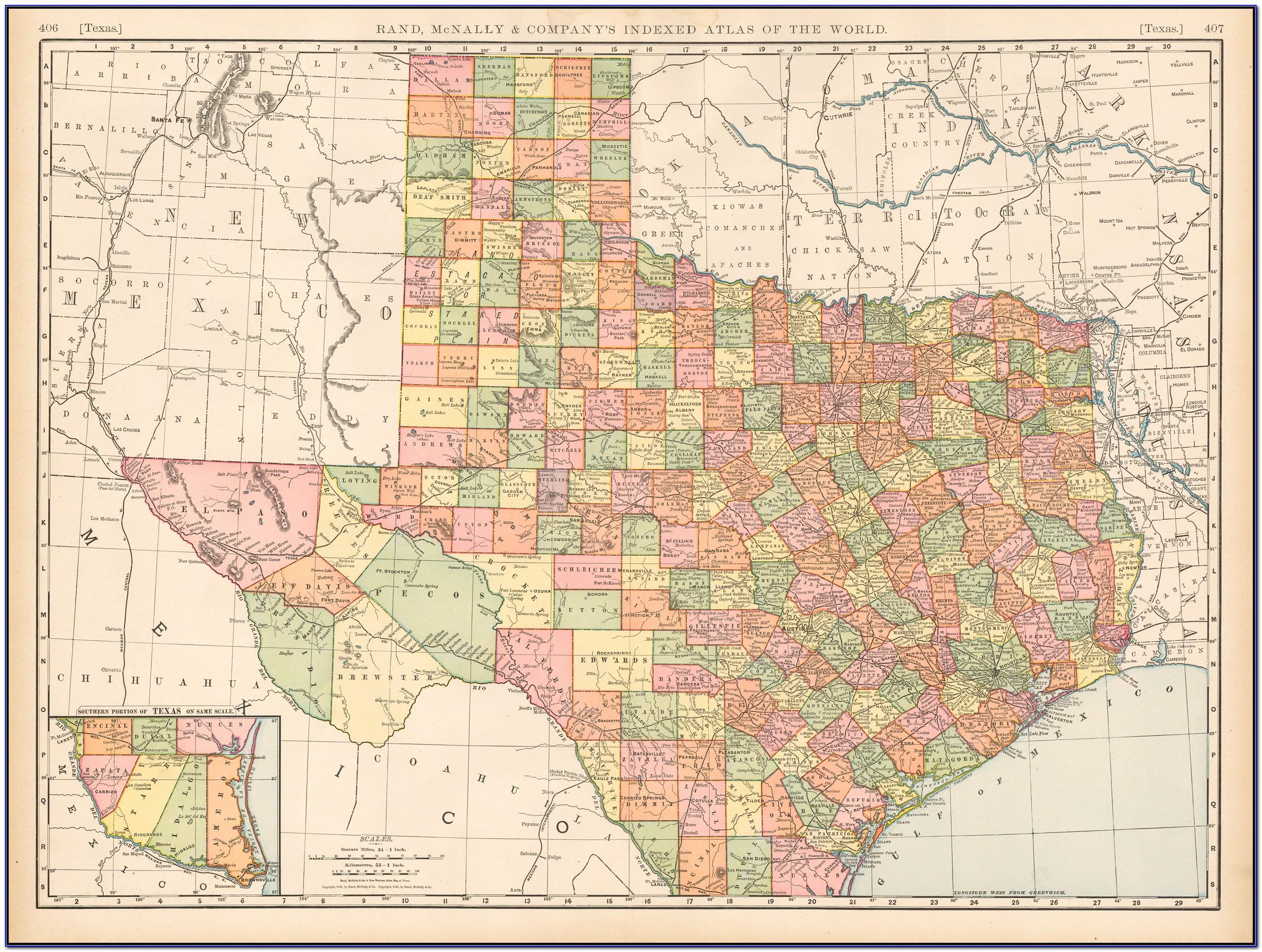 Rand Mcnally Map Of Us