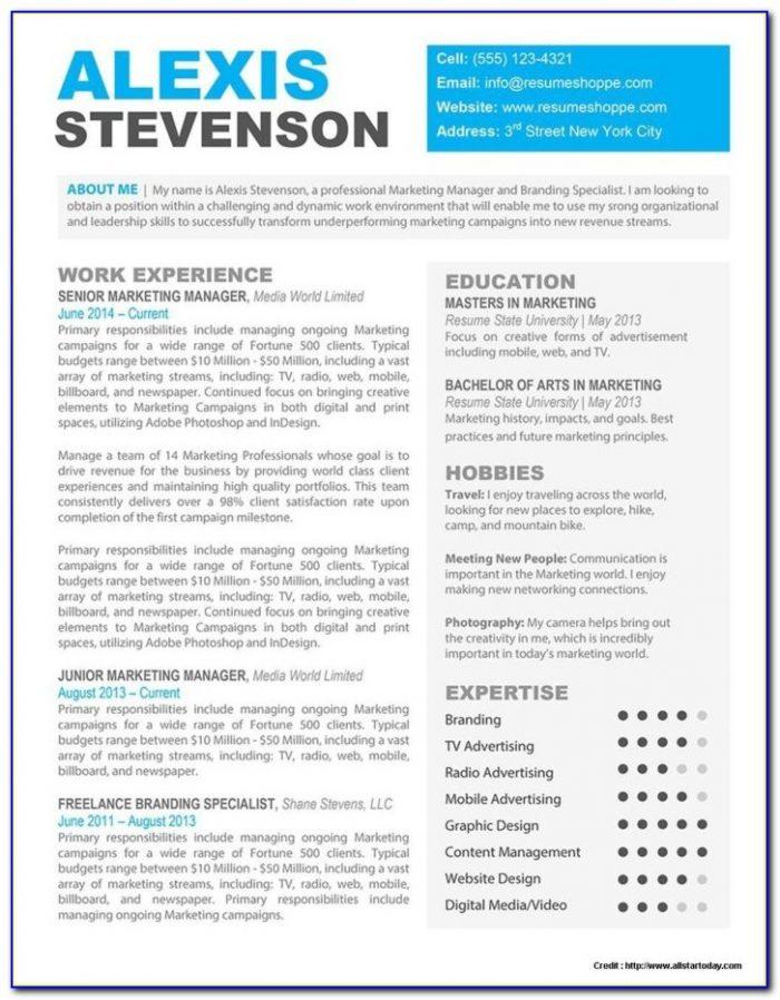 Resume Builder Online Free Livecareer