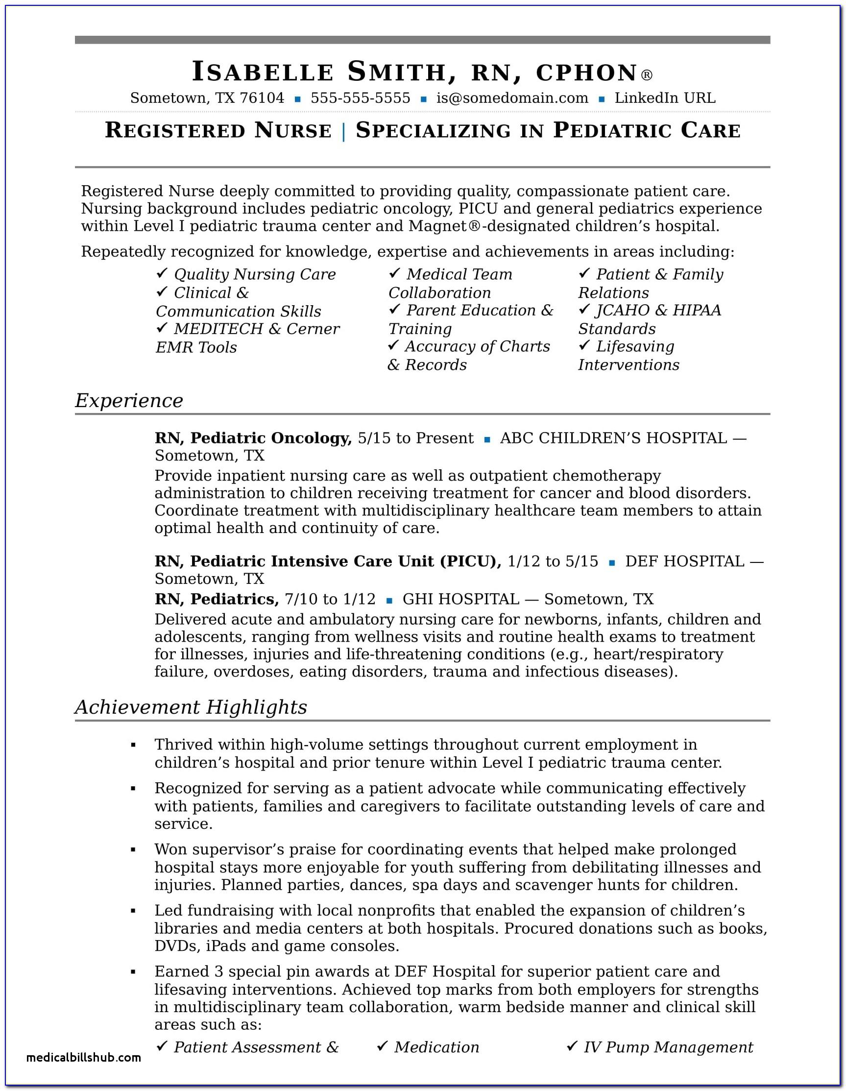 New Grad Nursing Resume Clinical Experience Rn Resume New Grad Experienced Objective Skillsemplate Word Summary