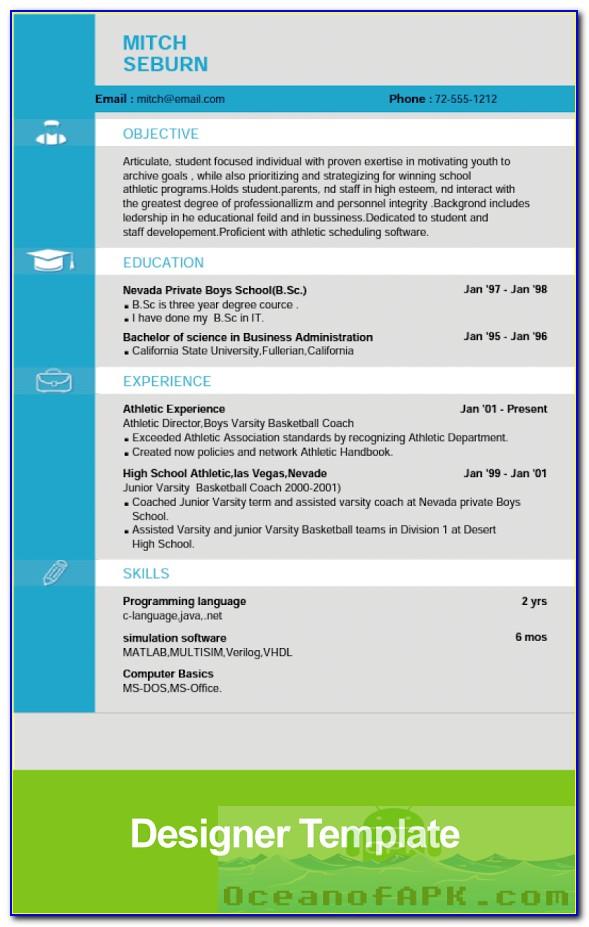 Resume Maker Online India