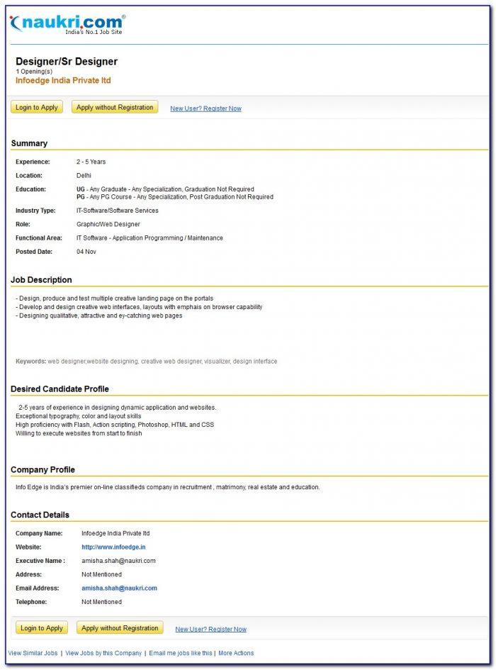Resume Posting Sites Canada