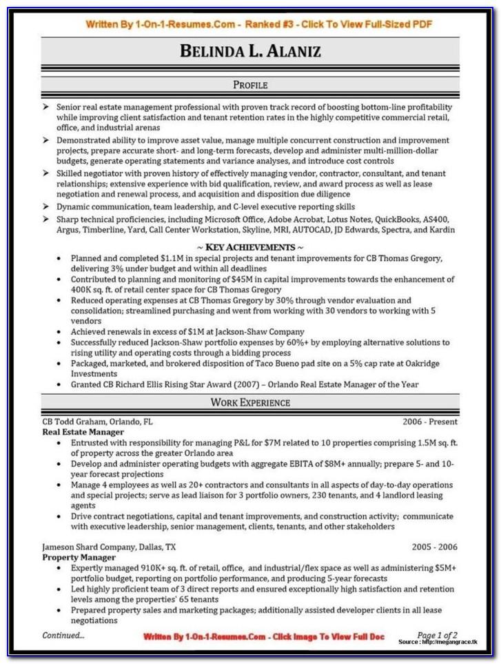 Resume Services San Diego Ca