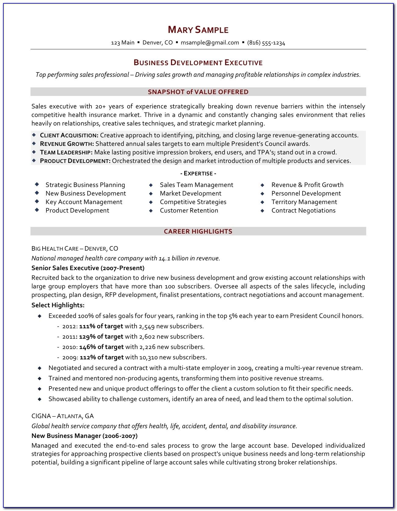 Resume Template Builders