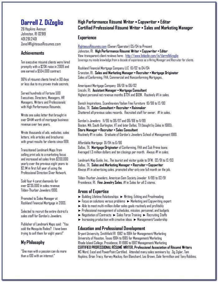 Resume Writer Houston Tx