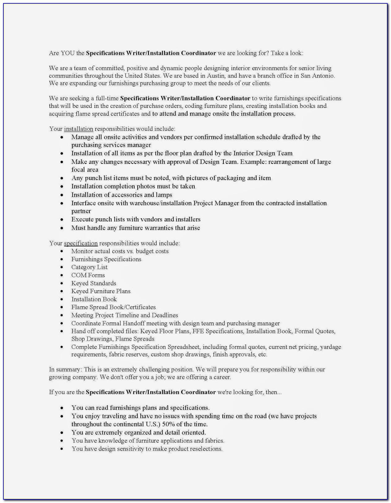 Resume Writing Services Houston Texas