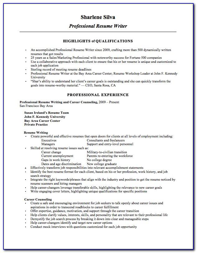 Resume Writing Services Wayne Nj