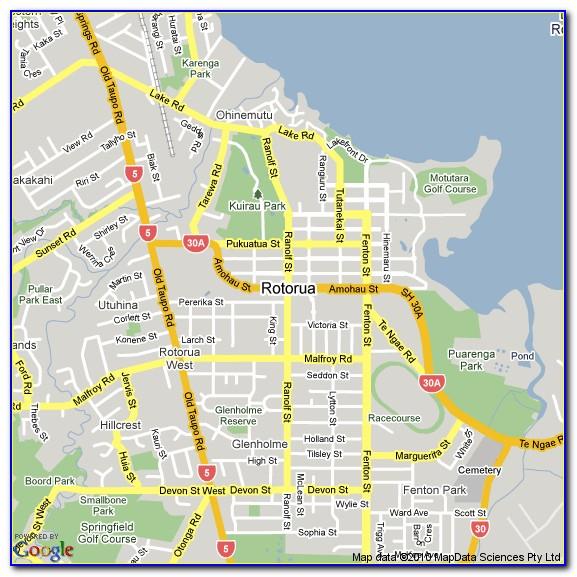 Richmond Va Downtown Parking Map