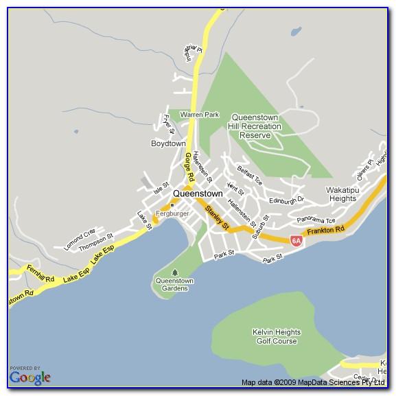 Richmond Va Street Map
