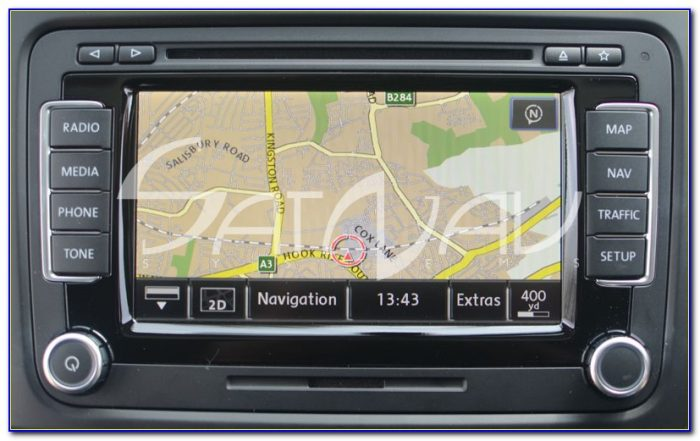 Rns 510 Navigation System Map Update