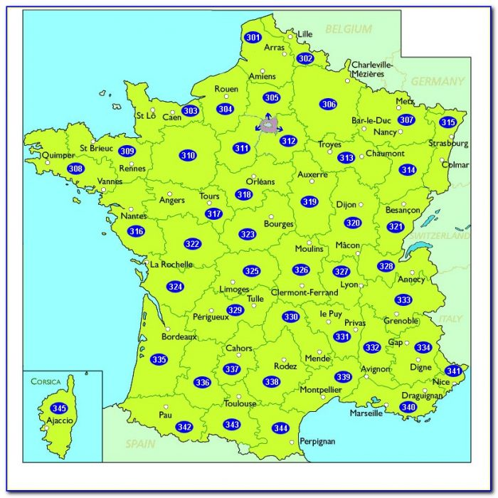 Road Maps France Michelin
