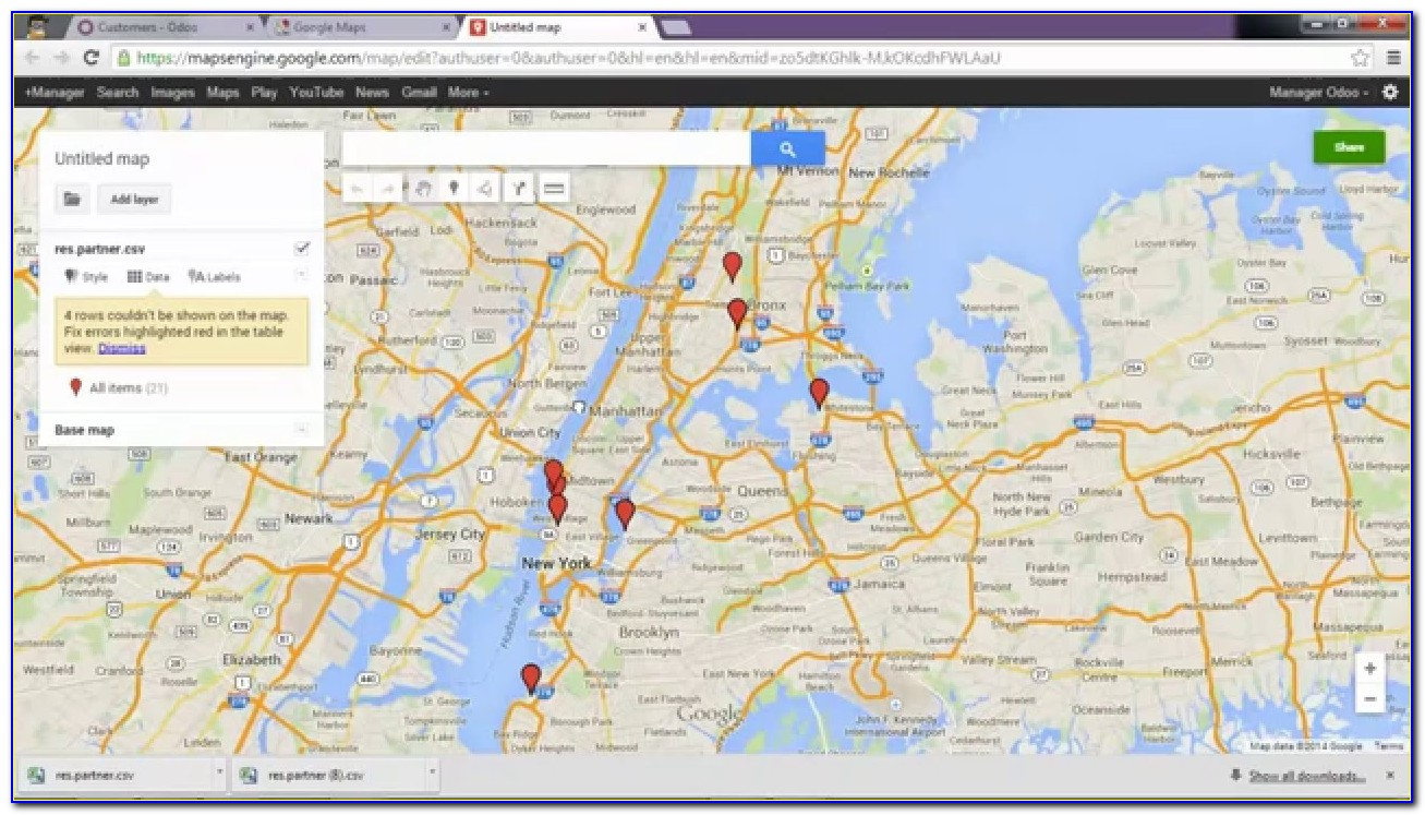 Sage Crm Google Maps